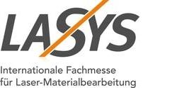Logo Lasysy - Internationale Fachmesser für Laser-Materialbearbeitung