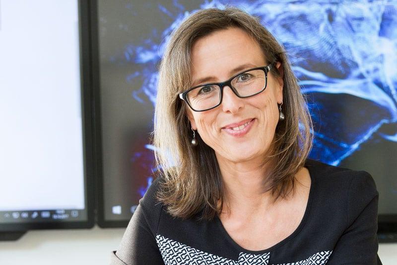 Christine Kermer - Geschäftsführerin VKT