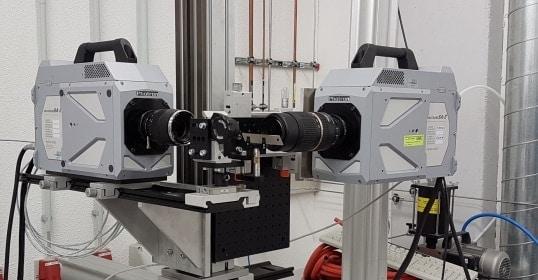 Highspeedkameras von Photron
