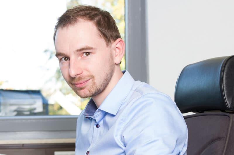 Ansprechpartner Michael Milcz