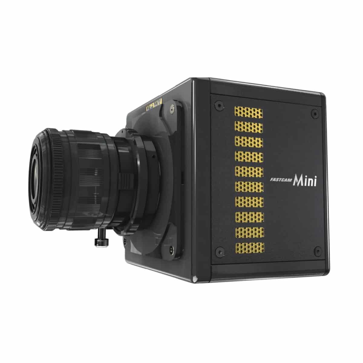 Photron FASTCAM Mini WX100 - Seitenansicht