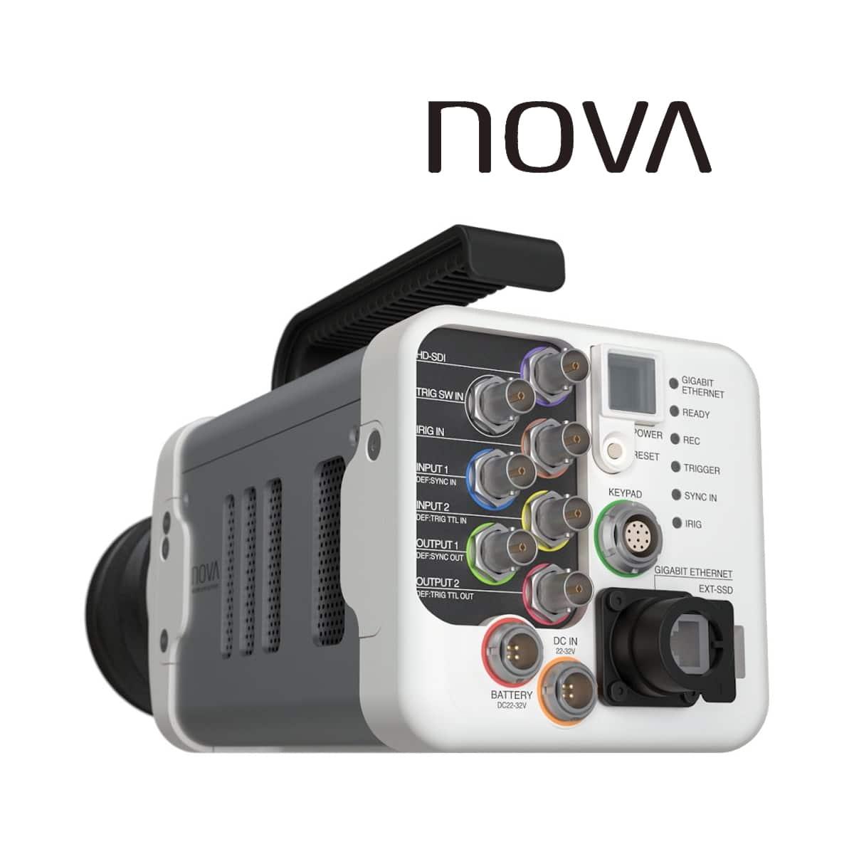 Produktbild FASTCAM NOVA R-Serie, Rückansicht