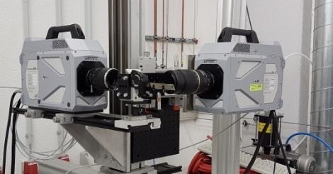 Highspeedkameras von der Firma Photron
