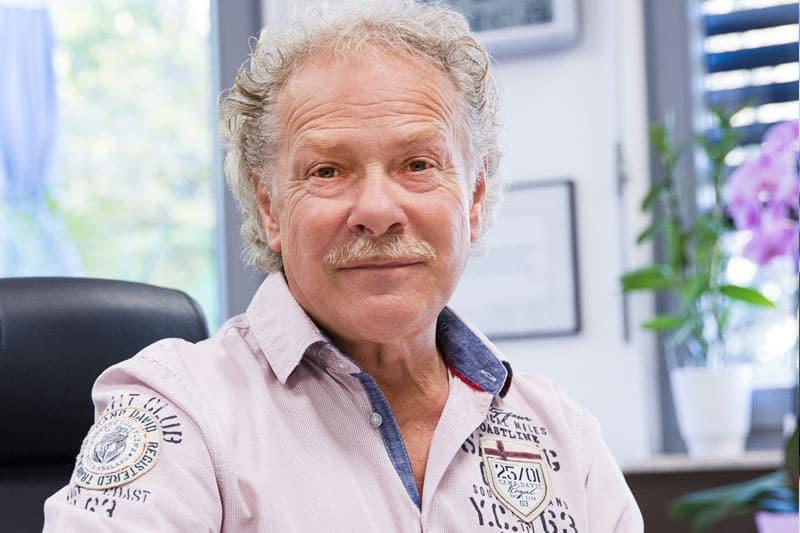 Ansprechpartner Werner Walentschka